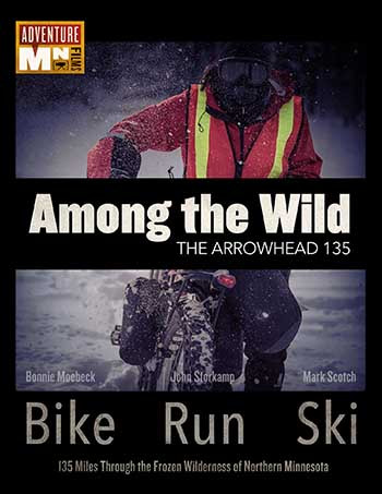"""Official Poster """"The Arrowhead 135"""""""