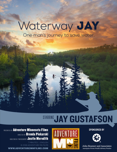 Waterway Jay Official Poster