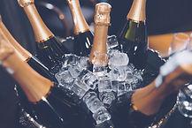 A stunning range of champagne