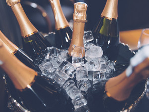 Pop, Clink, Fizz! A Brief History of Champagne