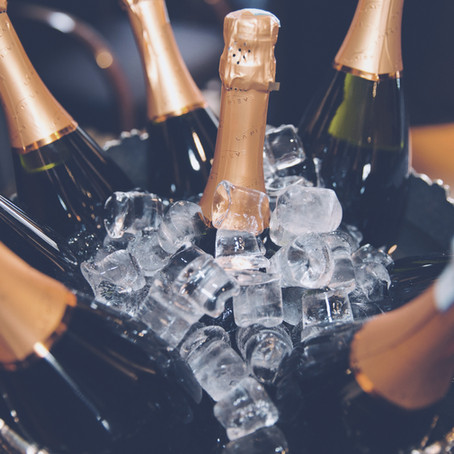 Champagne for Dessert..?