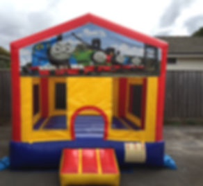 thomas and friends_small jumping castle.