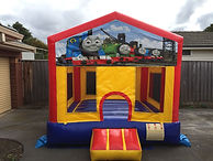 thomas and friends small jumping castle hire melbourne and best bouncy castle rentals and party hire melbourne