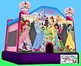 disney princess jumping castle hire melbourne and best bouncy castle rentals and party hire melbourne