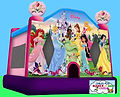 disney princess jumping castle hire melbourne and best bouncy castle rentals and party hire melbourne