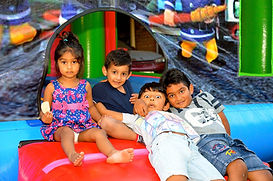 kids party and jumping castle hire melbourne and best bouncy castle rentals and party hire melbourne