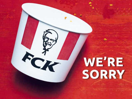 What the Chicken? KFC Ran Out of Chicken