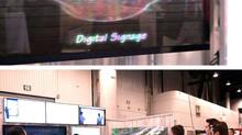 """라스베가스 """"Digital Sinage Expo"""" 참가"""