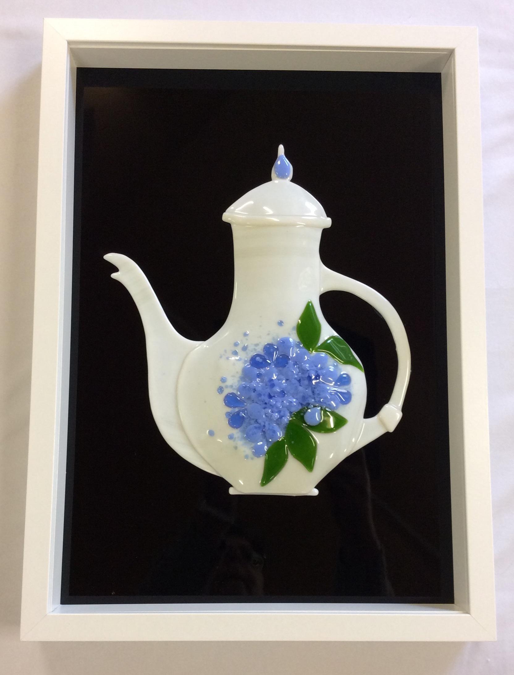 teapot hydrangea