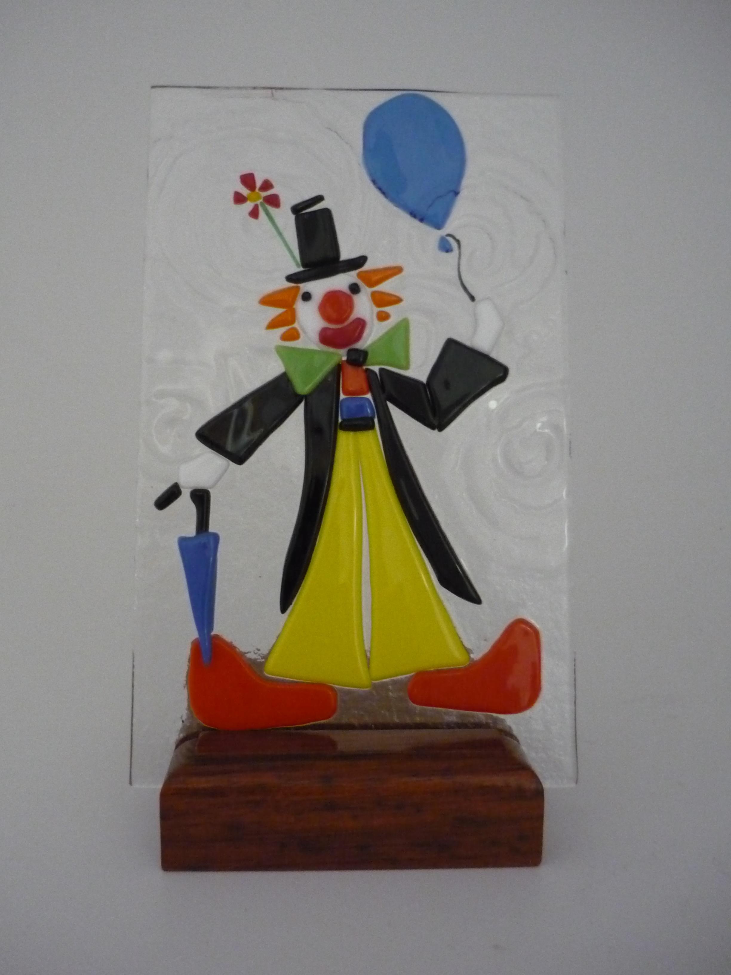 Clown panel
