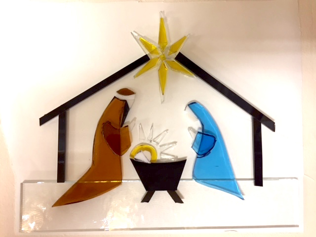 Nativity unfired