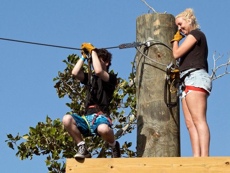 SOURCES SAY: RMU students circulate petition asking to install zipline from gazebo to Hale