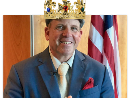 SOURCES SAY: President-for-a-day John Tucci declares himself all-powerful King of RMU