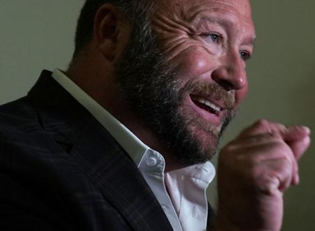 SOURCES SAY: InfoWars host Alex Jones unravels President Howard conspiracy