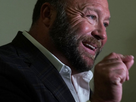 SOURCES SAY: InfoWars host Alex Jones unravels President Howard conspiracy