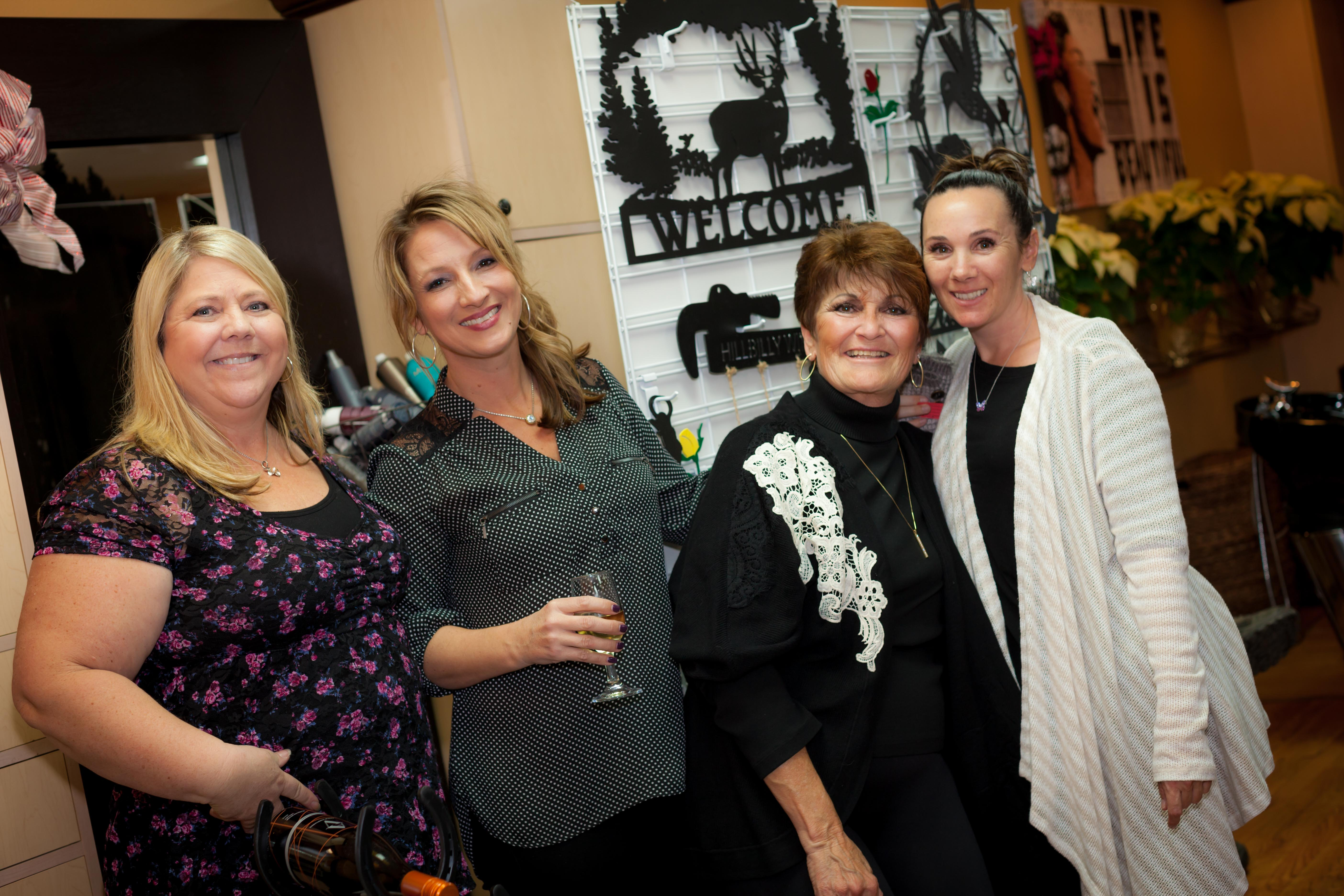 Vineyard Salon Holiday Open House-24