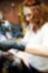 Salon Auburn CA Vineyard Salon  Hair cut Make-up