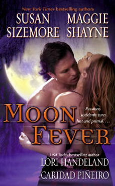 Book Cover Moon Fever