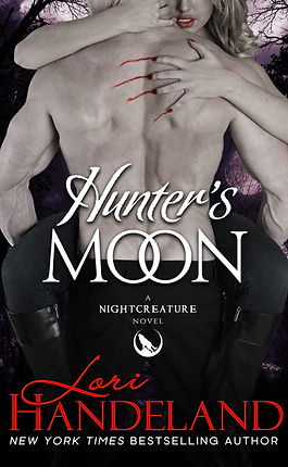 Book Cover Hunter's Moon