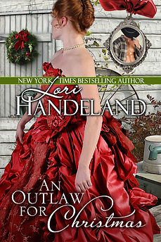 Book Cover An Outlaw for Christmas