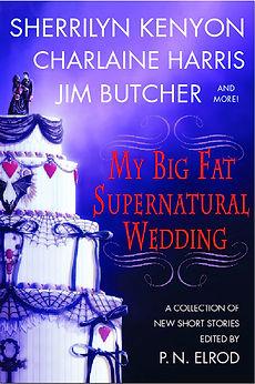Book Cover My Big Fat Supernatural Wedding