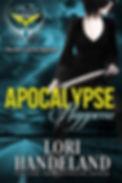 Book Cover Apocalypse Happens