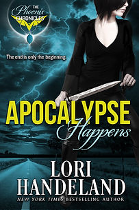 Book Cover Apocalypse Happens
