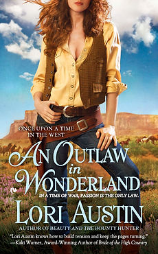 Book Cover An Outaw in Wonderland