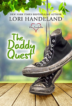 Book Cover The Daddy Quest