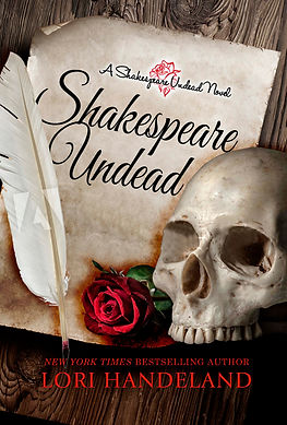 Book Cover Shakespeare Undead