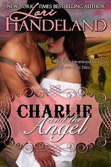 Book Cover Charlie and the Angel