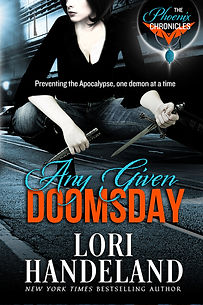 Book Cover Any Given Doomsday