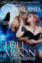 Book Cover Full Moon Dreas