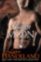 Book Cover Hidden Moon