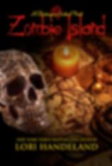 Book Cover Zombie Island