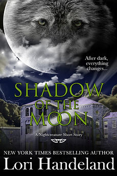 Book Cover Shadow of the Moon