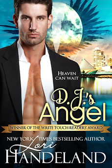 Book Cover D.J.'s Angel