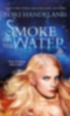 Book Cover Smoke on the Water