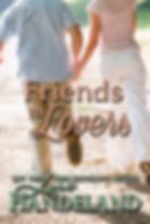 Book Cover Friends to Lovers