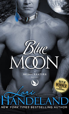 Book Cover Blue Moon