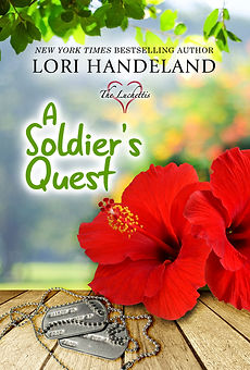 Book Cover A Soldier's Quest