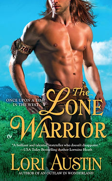 Book Cover The Lone Warrior