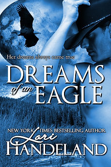 Book Cover Dreams of an Eagle