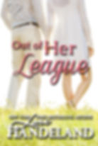 Book Cover Out of Her League