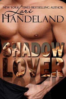 Book Cover Shadow Lover