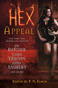 Book Cover Hex Appea