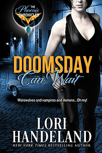 Book Cover Doomsday Can Wait