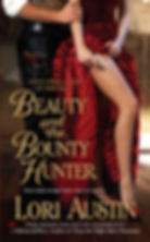 Book Cover Beauty and the Bounty Hunter