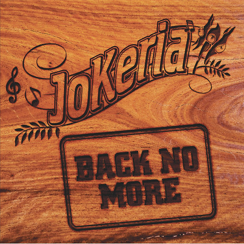 Back No More Album
