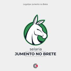 Logotipo Jumento no Brete